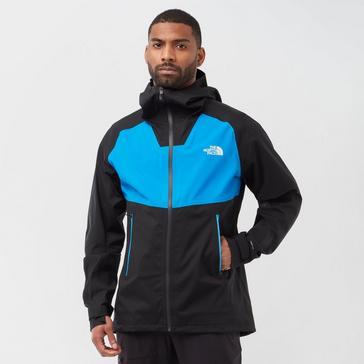 184aaf841 Men's North Face Waterproof Jackets | Blacks