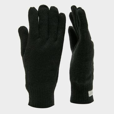 Black Peter Storm Men's Thinsulate Knit Gloves