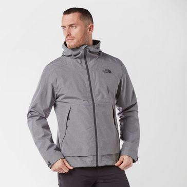 143a6b485edb Grey THE NORTH FACE Men s Millerton Waterproof Jacket Grey THE NORTH FACE  Men s Millerton Waterproof Jacket. Quick buy