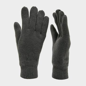 Grey|Grey Peter Storm Men's Thinsulate Knit Gloves