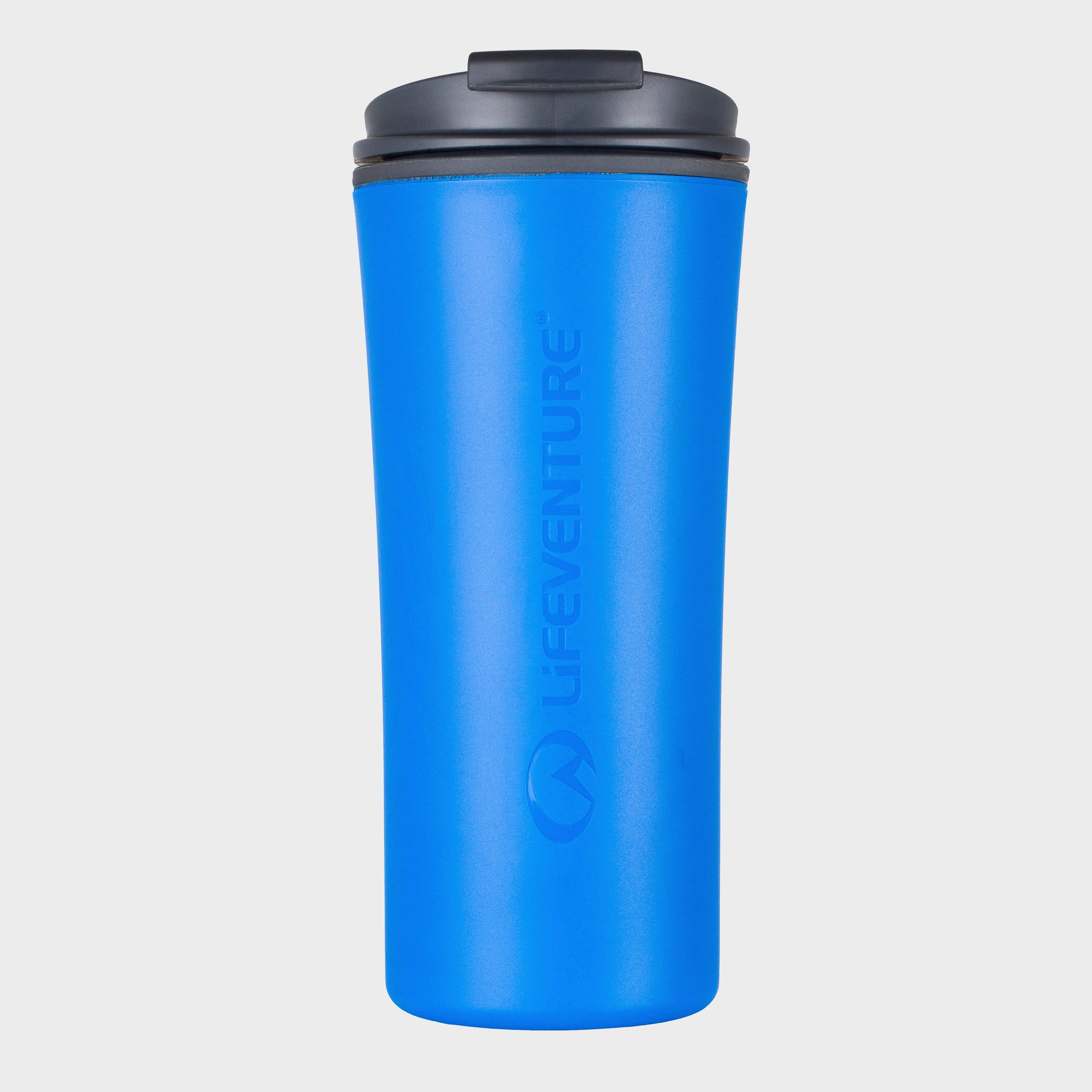 Lifeventure Lifeventure Elipse Travel Mug - Blue, Blue