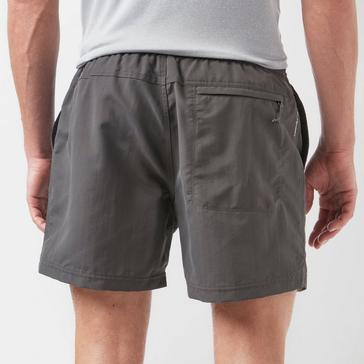 Grey The North Face Men's Class V Pull On Board Shorts