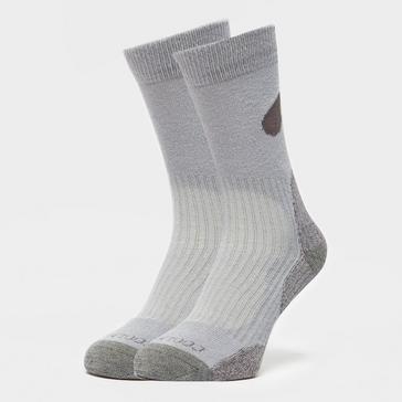 Grey|Grey Peter Storm Light Outdoor Sock - Twin Pack
