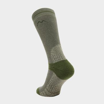 Green Peter Storm Heavyweight Outdoor Socks - 2 Pack