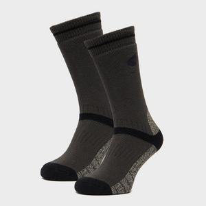 PETER STORM Heavyweight Outdoor Socks (Twin Pack)