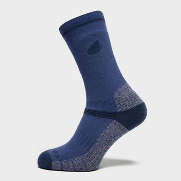 Blue Peter Storm Women's Midweight Outdoor Socks - Twin Pack