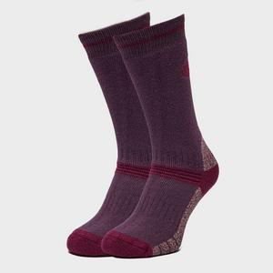 PETER STORM Women's Heavyweight Outdoor Socks - 2 Pack
