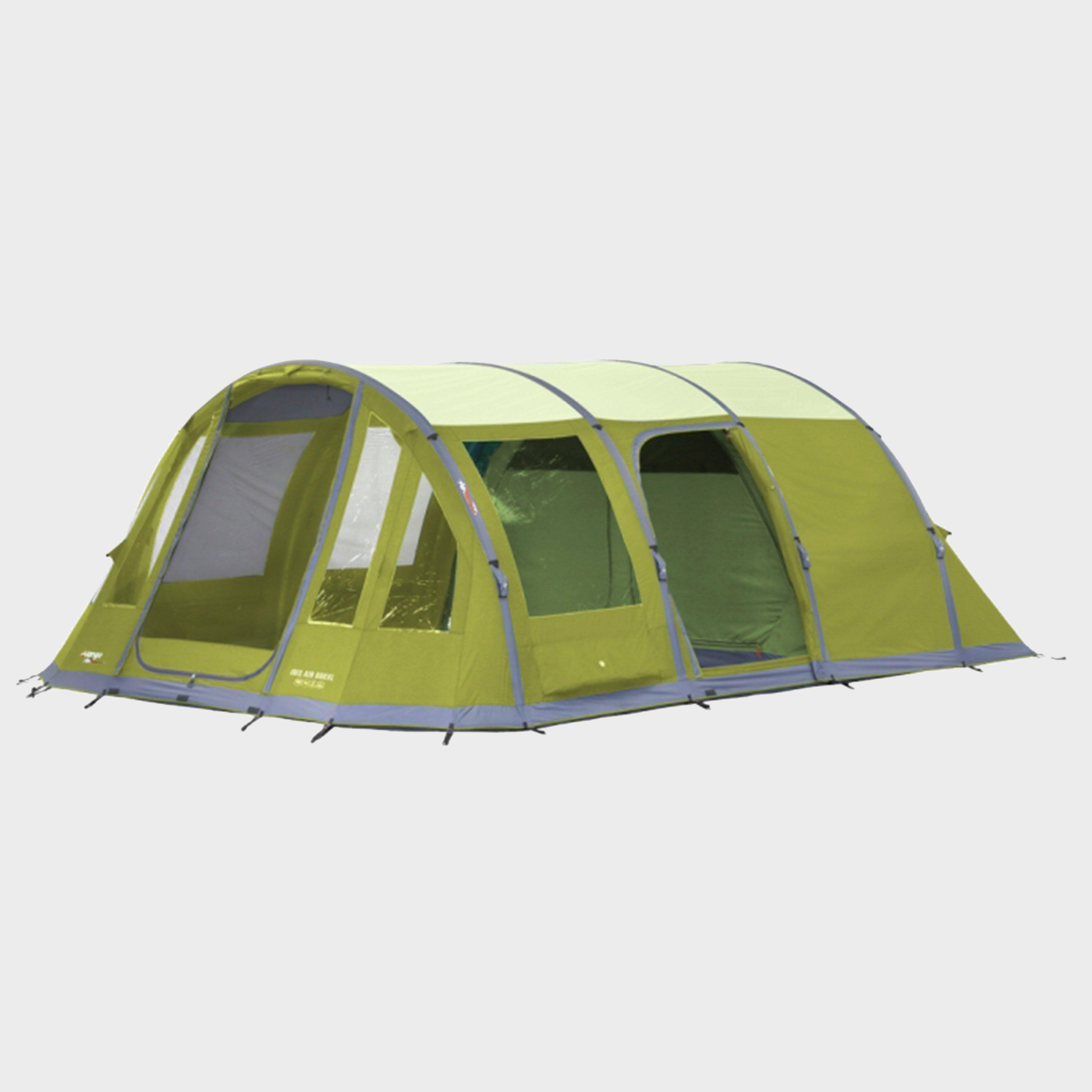 Vango Vango Iris Air 600 XL Tent - Green, Green