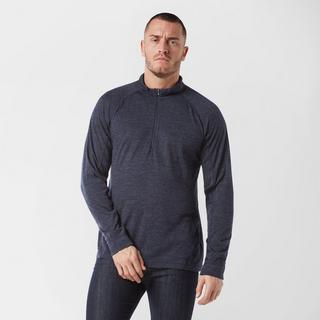 Men's Half Zip Merino Baselayer