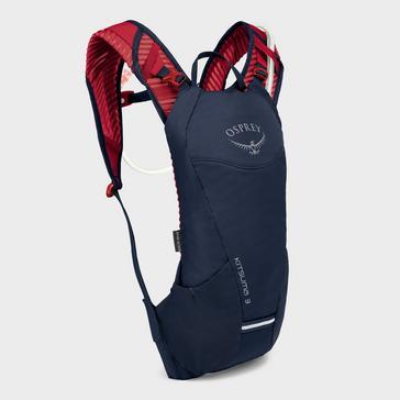 Navy Osprey Women's Kitsuma 3-Litre Hydration Pack