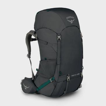 Grey Osprey Renn 65L Backpack