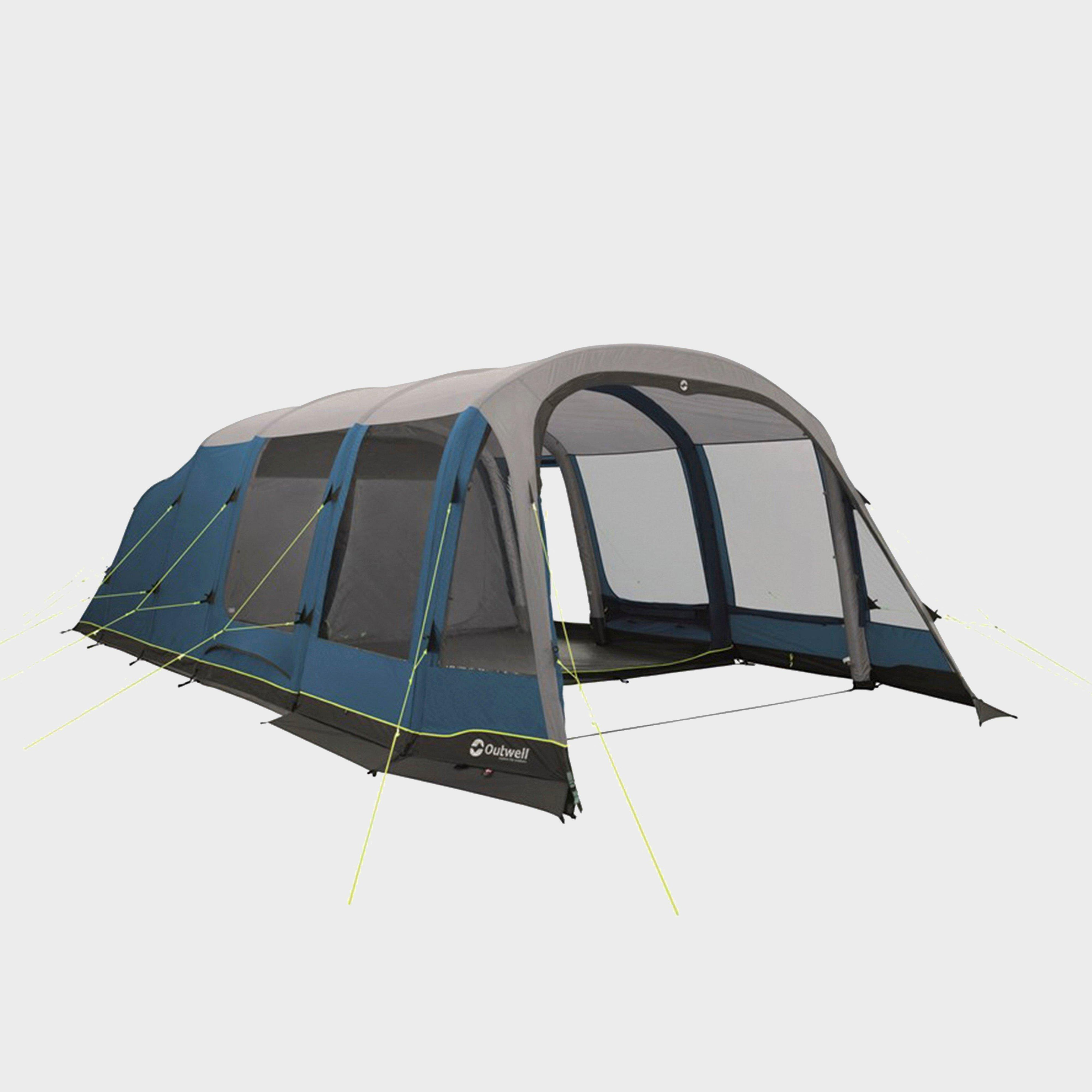 Outwell Outwell Ridgewood 7A Family Tent - Blue, Blue
