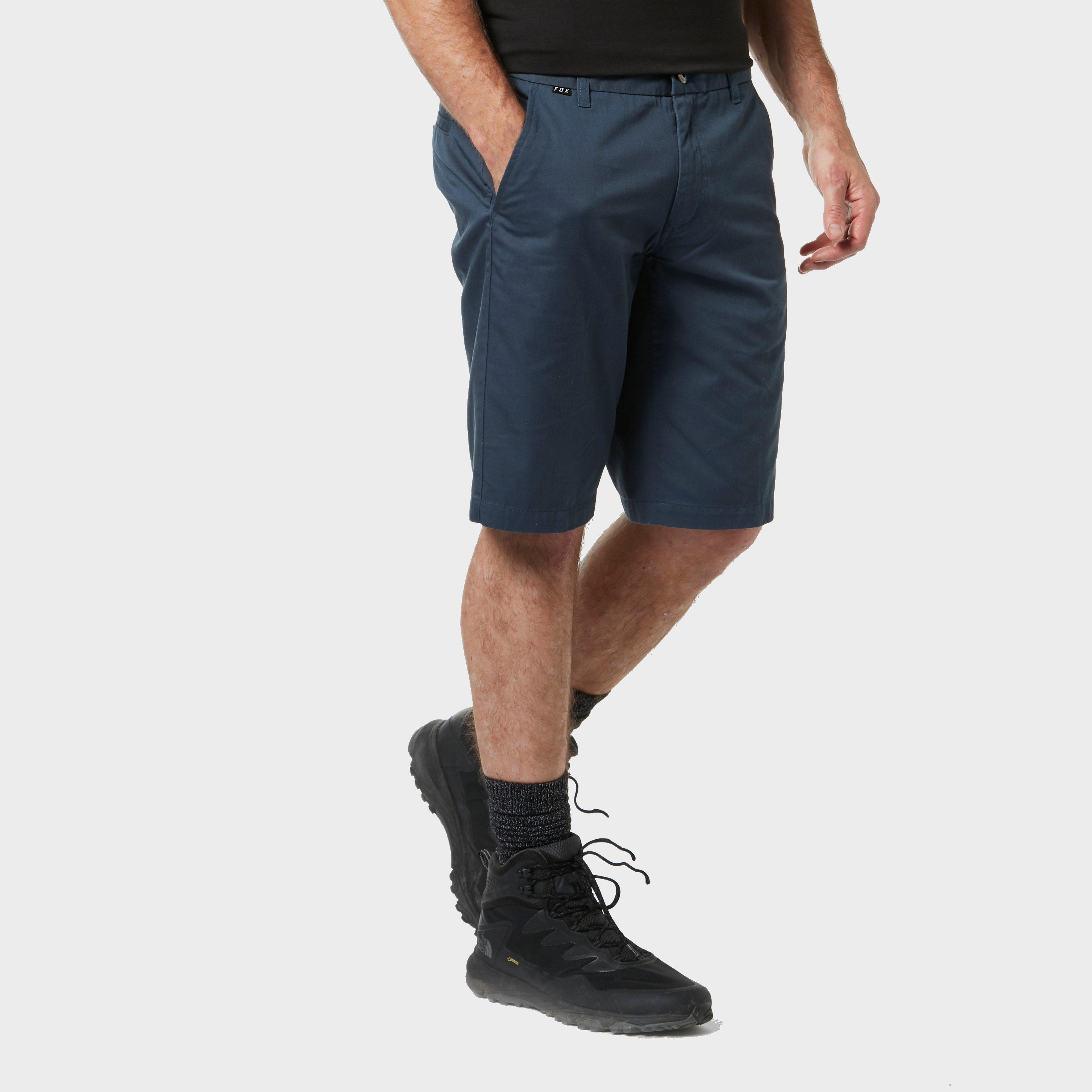 FOX Fox Mens Essex Shorts - Navy, Navy