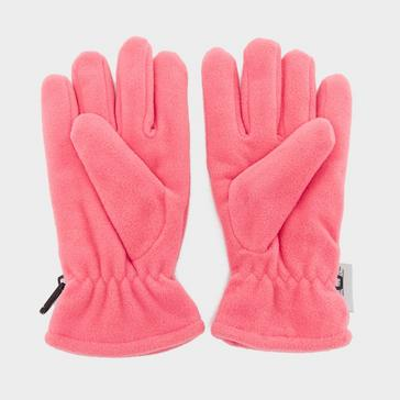 Pink Peter Storm Girls' Thinsulate Gloves