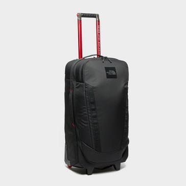 "Black The North Face Longhaul Luggage 30"""