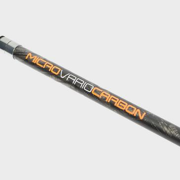Black Leki Micro Vario Carbon Walking Poles