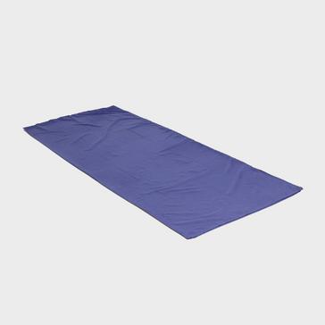 Navy Eurohike Rectangular Sleeping Bag Liner