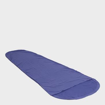 Navy Eurohike Mummy Sleeping Bag Liner
