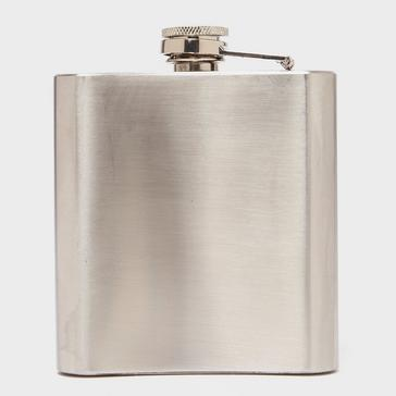 Silver Eurohike Stainless Steel 0.6oz Hip Flask