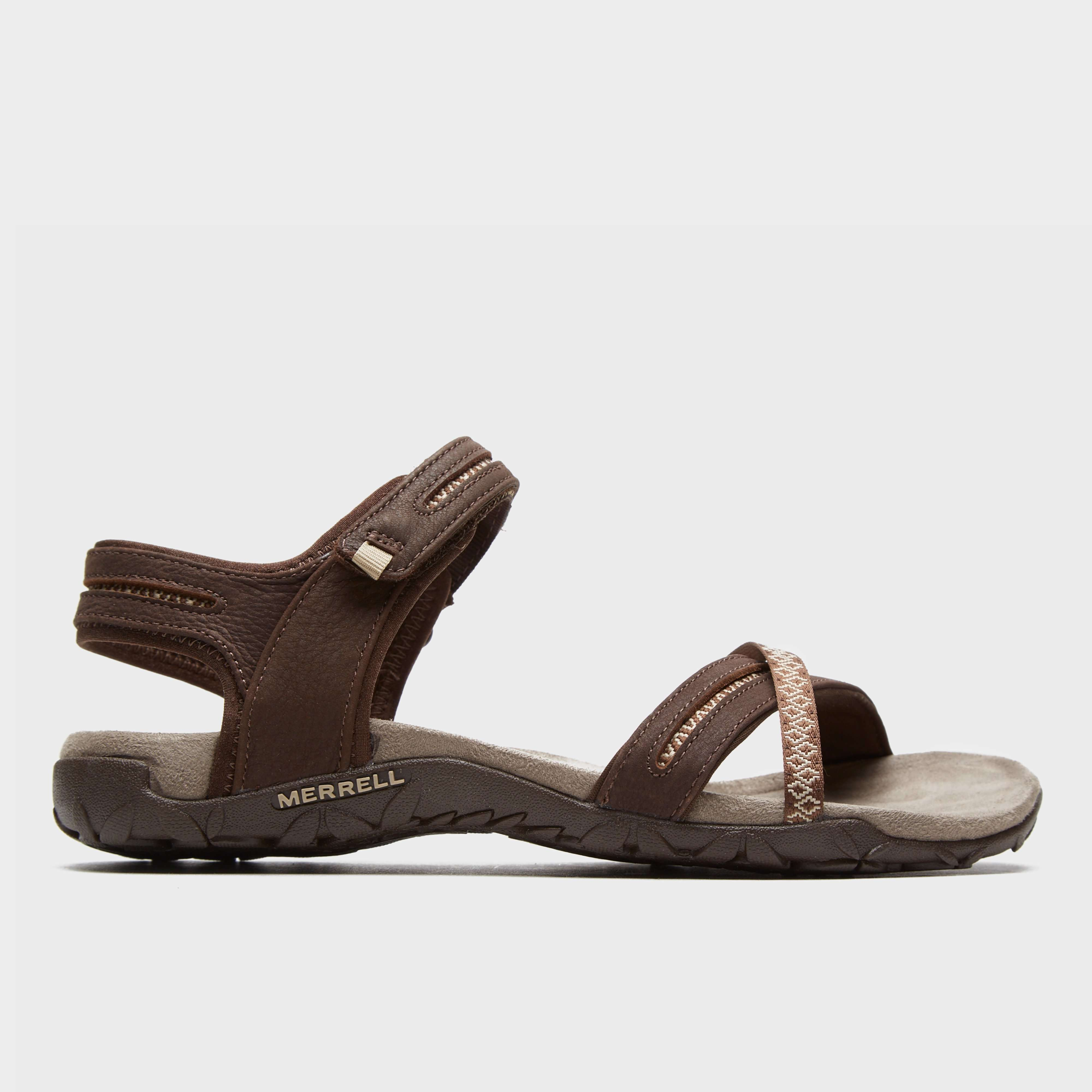 MERRELL Women's Terran Cross Sandals