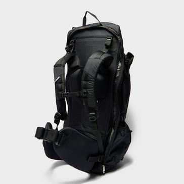 Black Berghaus Motive Travel 60 + 20L Backpack