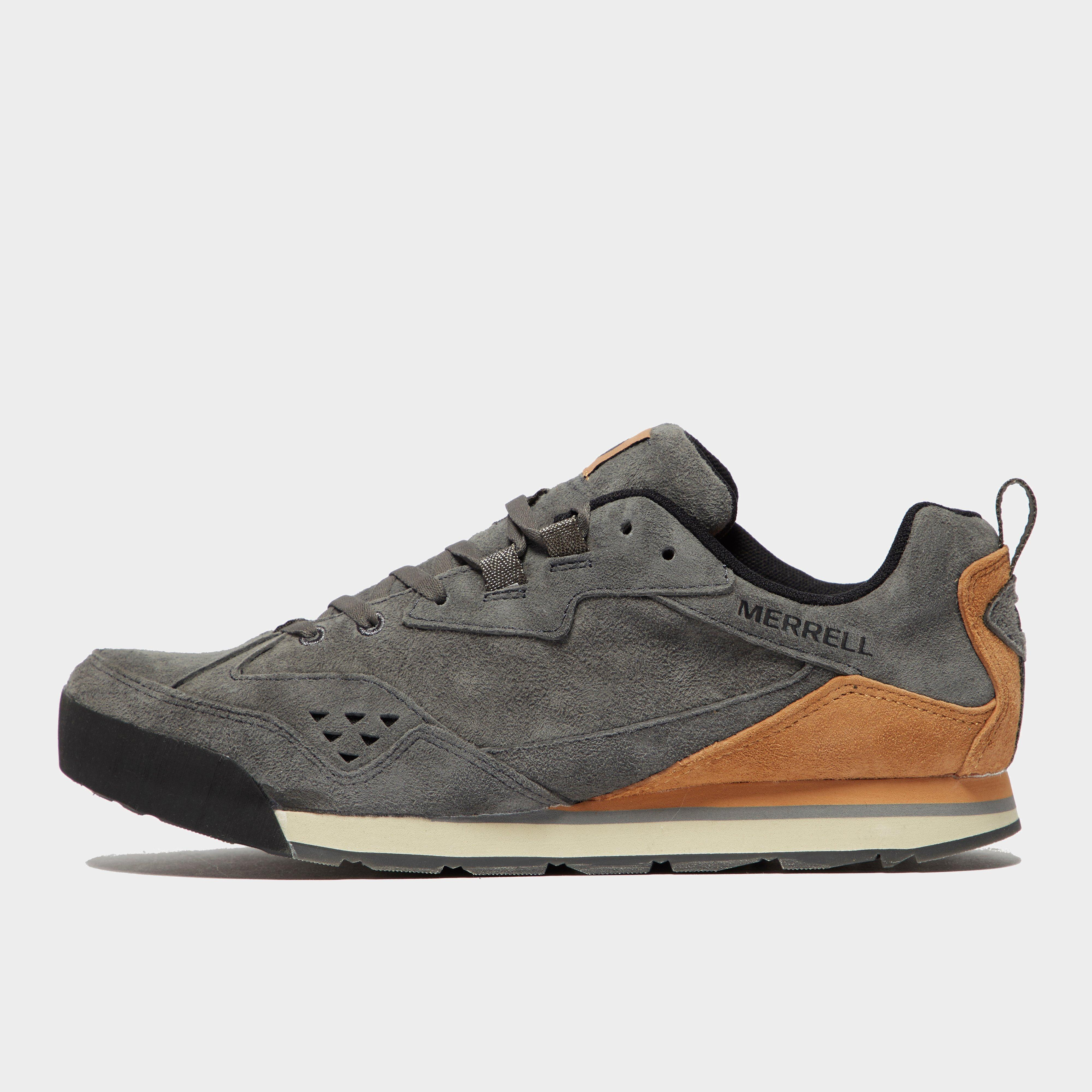 3c758efc6264e Merrell Men's Burnt Rock Tura Suede Shoes