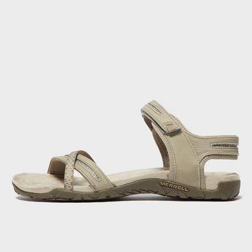 f0f1b461feb0 Taupe MERRELL Women s Terren Cross II Sandal ...