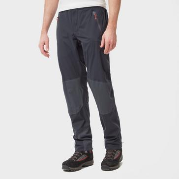 DARK GREY Rab Men's Kinetic Alpine Pants