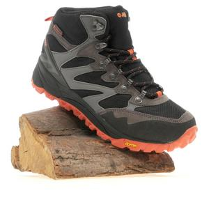 HI TEC Men's V-Lite SpHike Mid Waterproof Hiking Boot