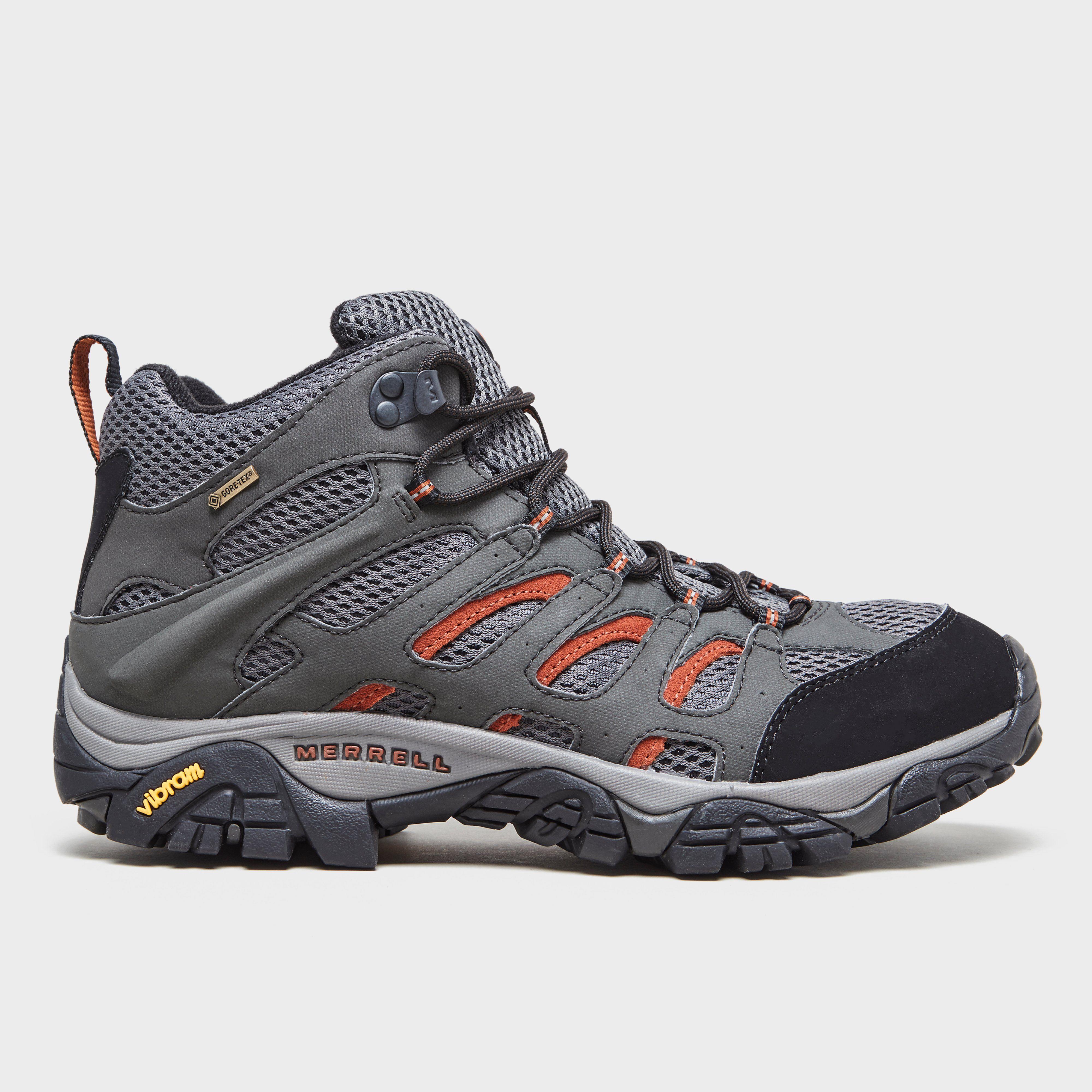 MERRELL Men's Moab Mid GORE-TEX® Hiking Boot