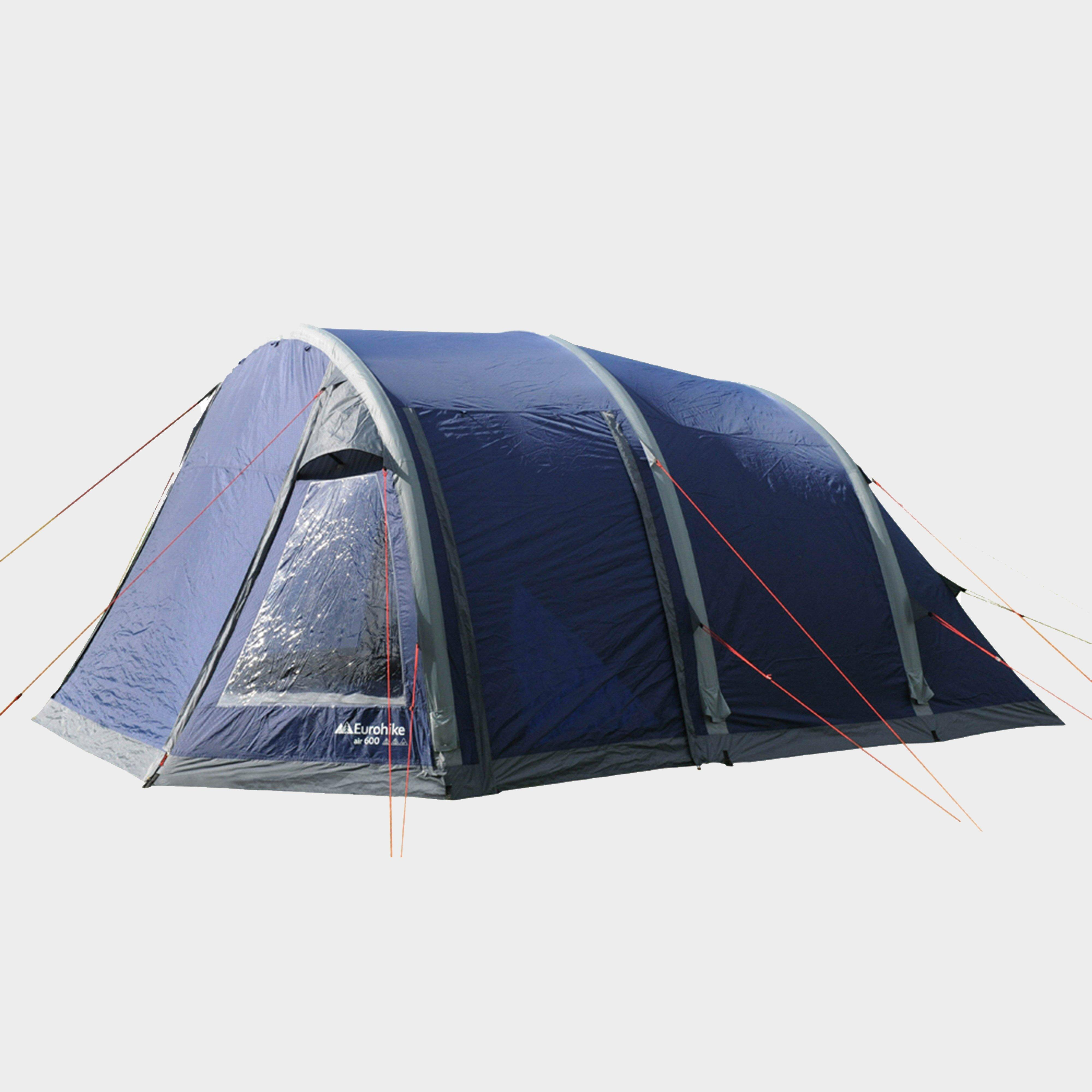 Navy EUROHIKE Air 600 Inflatable Tent ... & Tents u0026 Camping Equipment | Millets