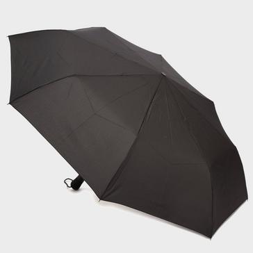 Black Fulton Jumbo Umbrella