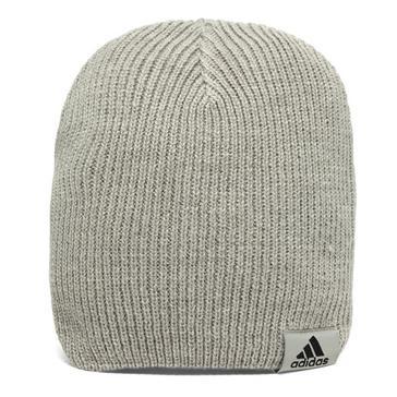Grey adidas Performance Beanie Hat