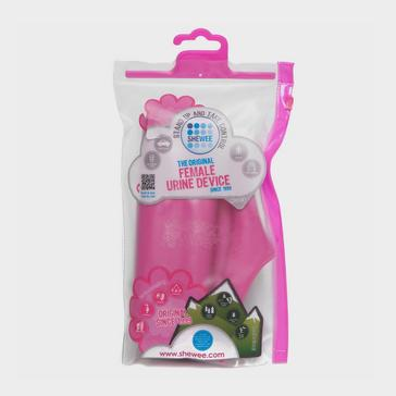 Pink Shewee Female Urine Device