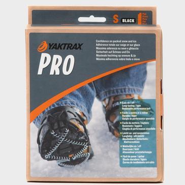 Silver Yaktrax Pro Ice Grips