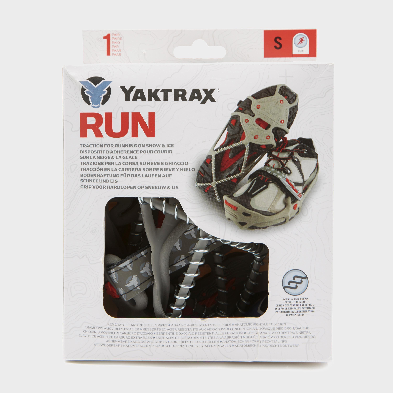 Yaktrax Yaktrax Run Ice Grips - Grey, Grey