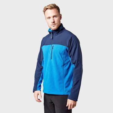 Blue Peter Storm Men's Ascent Half Zip Fleece