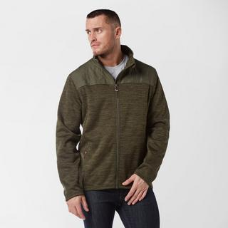 Men's Quilted Fleece