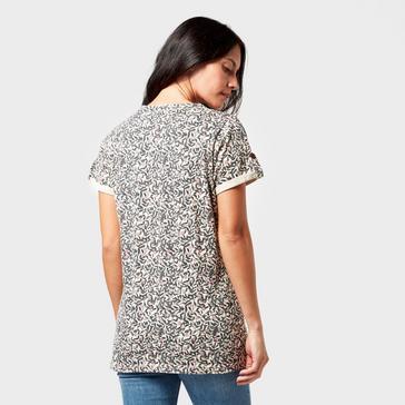 Navy Brasher Women's Cotton T-Shirt