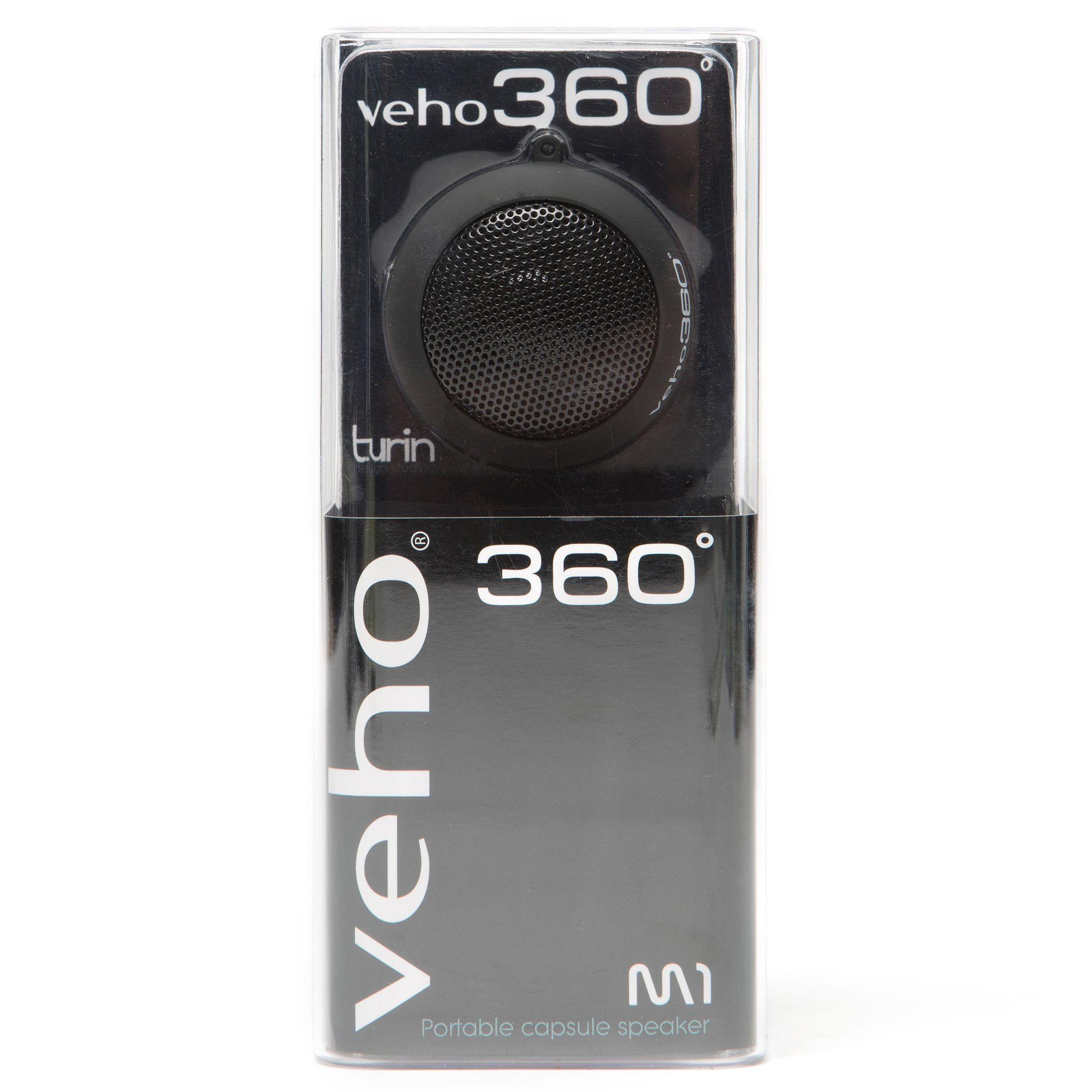 VEHO 360° M1 Portable Capsule Speaker