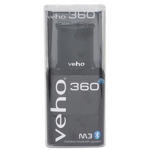 VEHO 360° M3 Portable Bluetooth Wireless Speaker