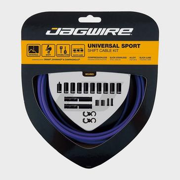 Black Jagwire Universal Sport Shift Cable Kit