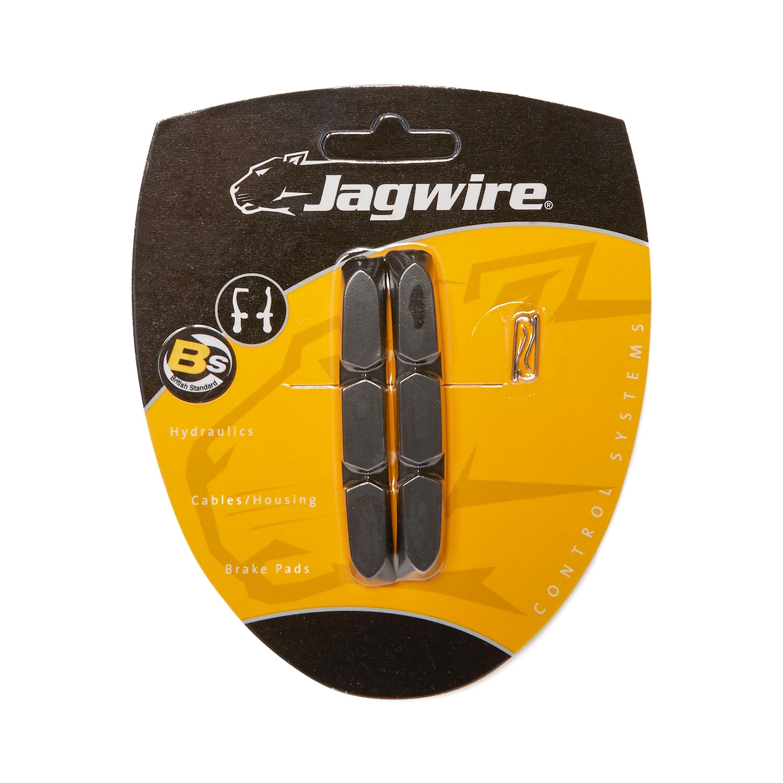 Jagwire Jagwire Road Pro Brake Block Inserts - Black, Black