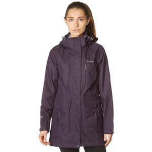 CRAGHOPPERS Women's Madigan Long Waterproof Jacket