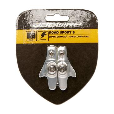 Silver Jagwire Road Sport Brake Pads