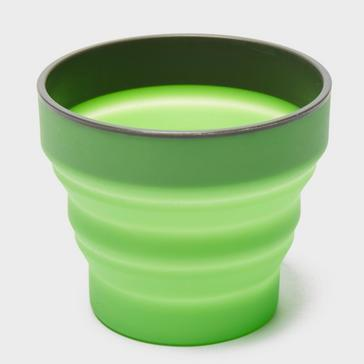 Green LIFEVENTURE Ellipse Flexi Mug