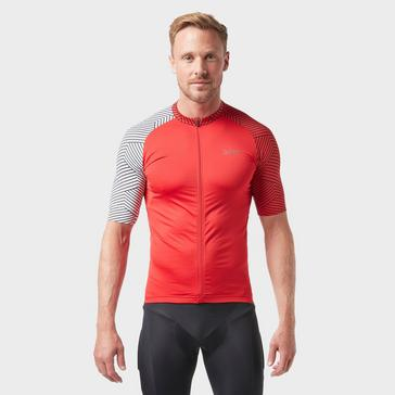 Red Gore Men's C5 Optiline Jersey