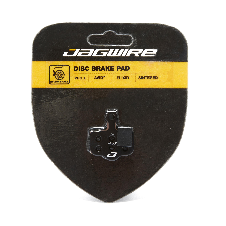 Jagwire Jagwire Avid Mountain Pro Extreme Brake Pad - Red, Red