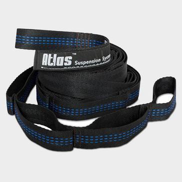 Black ENO Atlas Hammock Suspension Strap