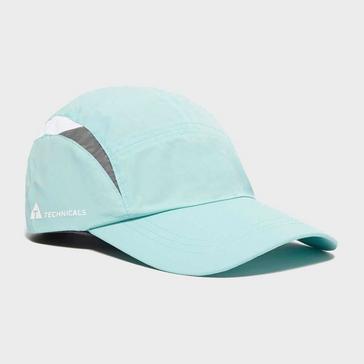 Light Blue Technicals Women's Running Cap